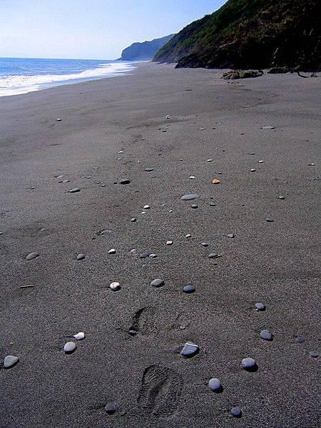 乾淨無暇 的沙灘