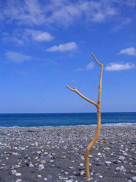 水璉牛山礫灘