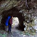 石洞吊橋頭 隧道