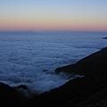 西側 雲海
