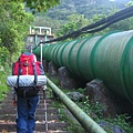 Day 1. 發電廠水管登山口