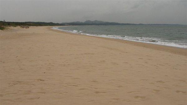 料羅灣 海泳