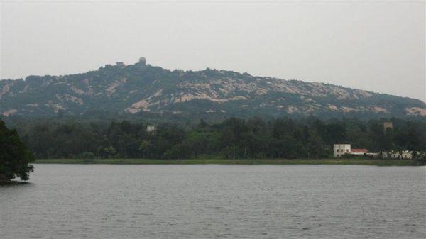 太湖 望 太武山