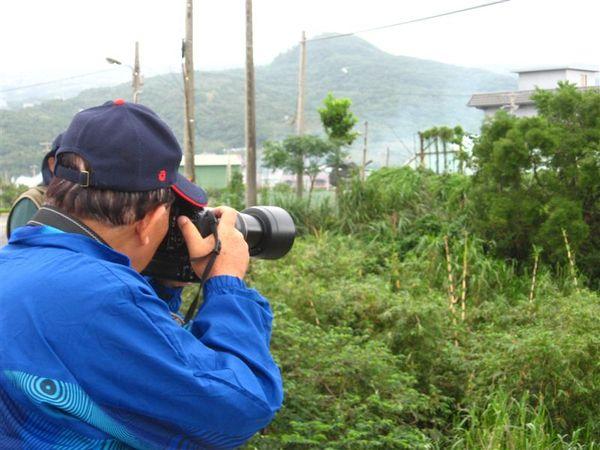 那個人 就是攝影師