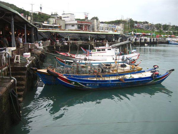 西側出入口 就是富基漁港