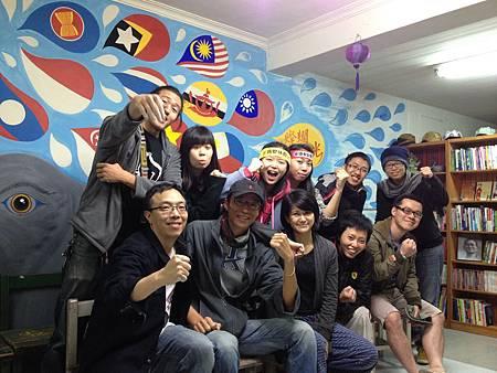 燦爛時光:東南亞主題書店