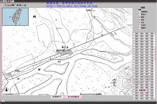 吳全古城位置圖