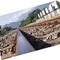 吉安鄉鐵軌