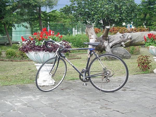 我的腳踏車