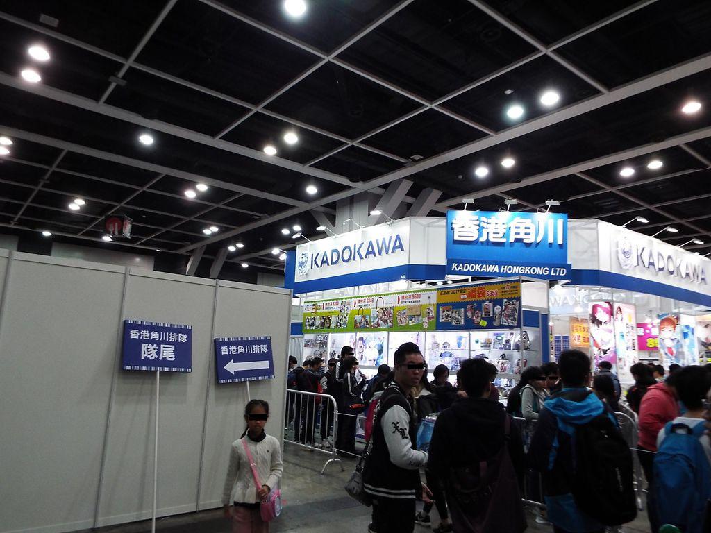C3日本動玩博覽2017 角川、アニ...