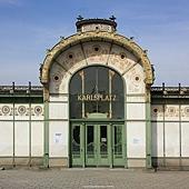 13Stadtbahn Station Karlsplatz 卡爾廣場地鐵站 (維也納).jpg