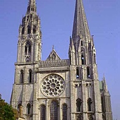 21Chartres Cathedral 沙特爾大教堂 (法國巴黎).jpg