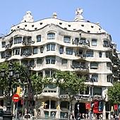 35Casa Mila 米拉之家 (西班牙巴塞隆納).jpg