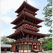 50Yakushiji Temple 藥師寺東塔(日本).jpg
