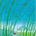 そよ風とわらべ・竹林-300pcs.jpg