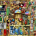 Kyelimbook-The Bizarre Bookshop 2 by Colin Thompson -500pcs.jpg