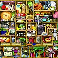 Ravensburger-The Curious Cupboard series-The Kitchen Cupboard-1000pcs-13.00.jpg
