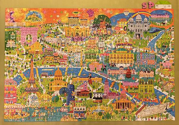 252Epoch-A walk in Paris-1000pcs.JPG