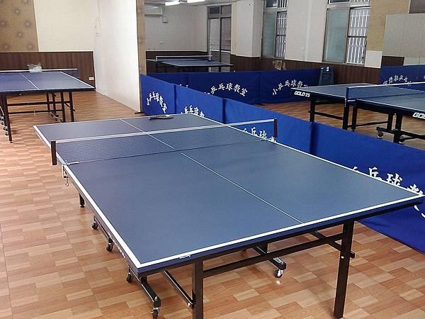 5.小乒乓球教室照片