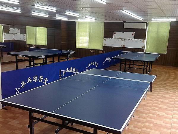 3小乒乓球教室照片
