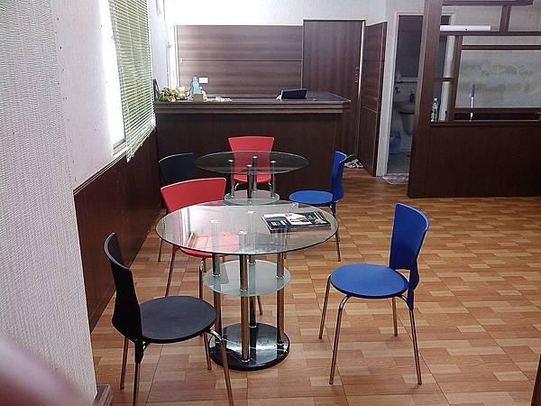 小乒乓桌球教室客廳