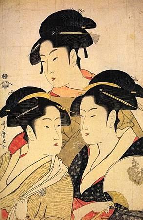 390px-Utamaro1