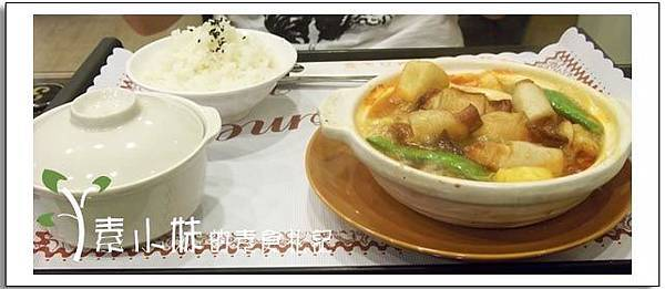 兵奇部 糖醋排骨陶鍋飯 台中素食蔬食食記.jpg