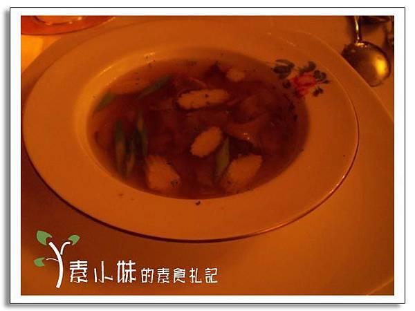 什錦菌菇蔬菜清湯 古典玫瑰園 台中素食蔬食食記.jpg