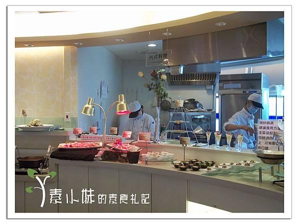 西式料理區 漢神巨蛋  上海歐法素食百匯 高雄素食蔬食食記 .jpg