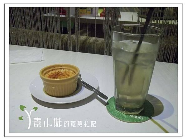 飲料 甜點 布丁 野菜共和國 台中素食蔬食食記.jpg