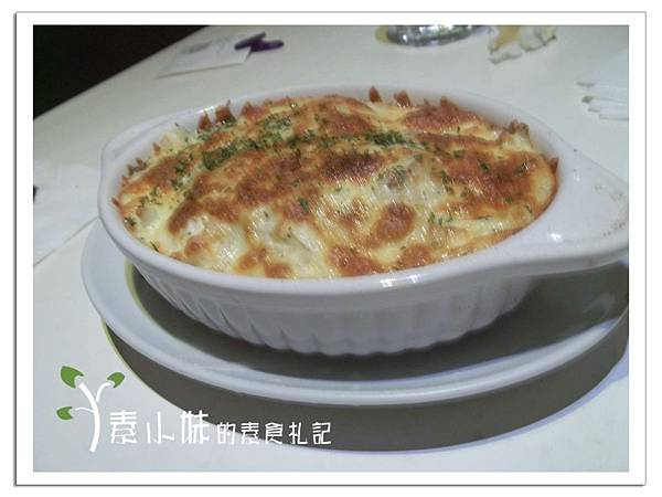 焗烤奶油疏菜燉飯 野菜共和國 台中素食蔬食食記.jpg