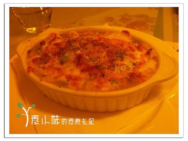 細鮮菇時蔬焗年糕 蘭莊法式蔬食咖啡館 台中素食蔬食食記.jpg