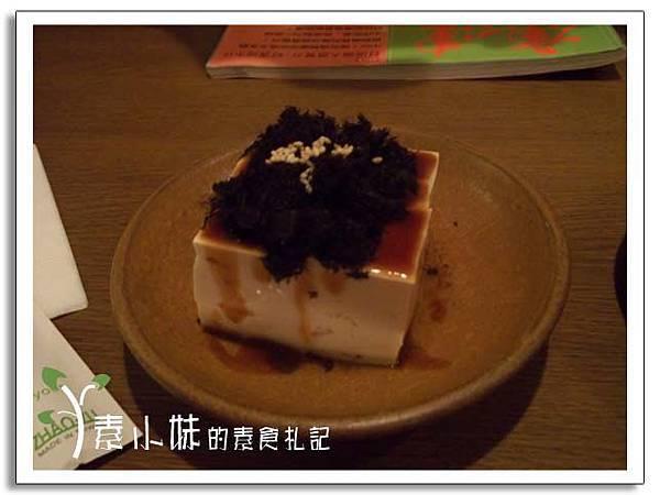 毛苔豆腐 夏安居草食堂 台中素食蔬食食記 .JPG