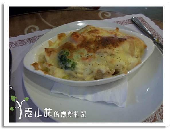 乳酪焗烤猴頭菇 新卡莎素食西餐廳   台北素食蔬食食記.jpg