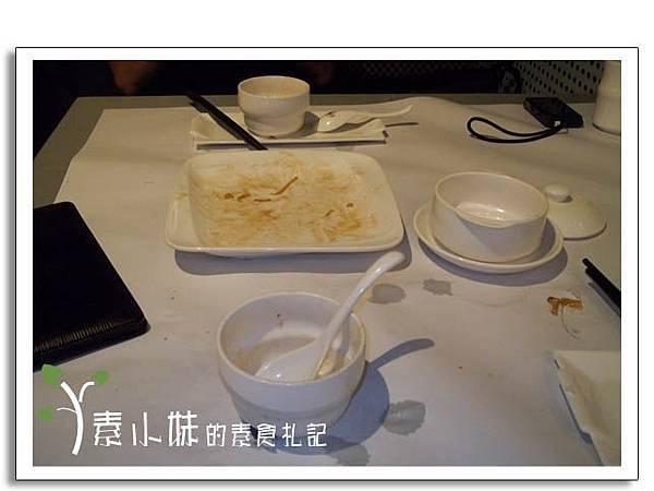 空盤子1 大唐盛世港式飲茶 台中素食蔬食食記.jpg