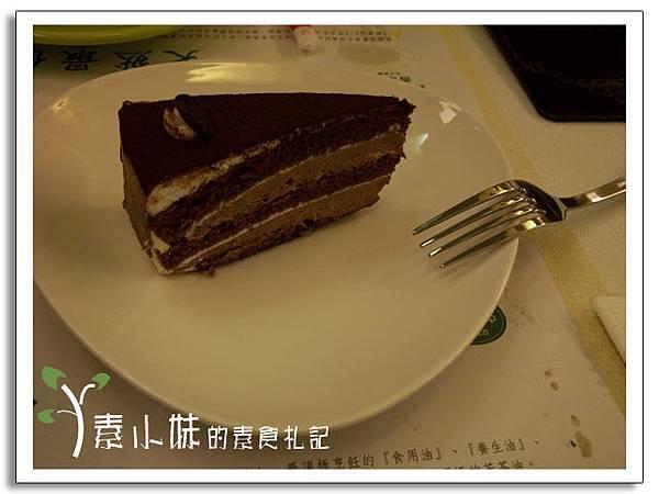 法式巧克力蛋糕 香草園法式蔬食 台中素食蔬食食記.jpg