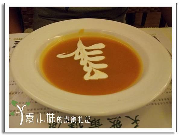 南瓜濃湯 香草園法式蔬食 台中素食蔬食食記.jpg