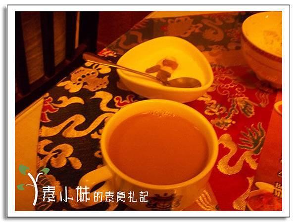 藏式凝如  西藏酥油茶 小西藏館 台中素食蔬食食記 .jpg