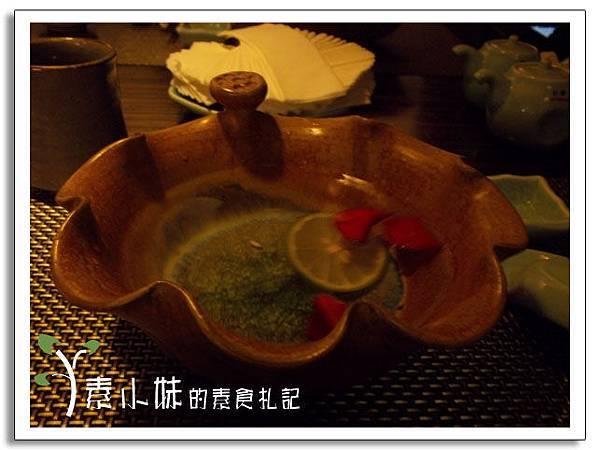 洗手水 鈺善閣素食養生懷石料理 台北素食蔬食食記.jpg