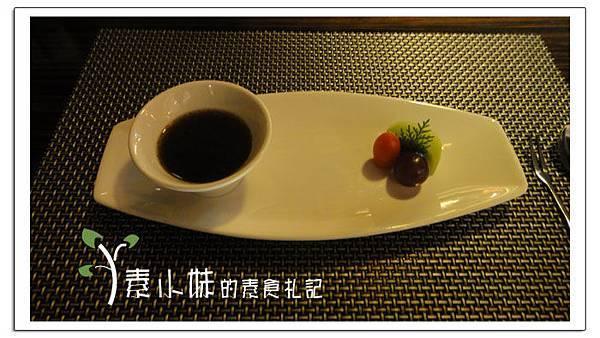 水果甜點  精緻套宴鈺善閣素食養生懷石料理 台北素食蔬食食記.JPG