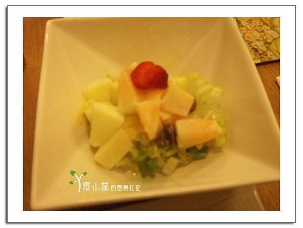 沙拉 聖誕大餐 蘇菲的花園Sophie's Garden 台北素食蔬食食記.jpg