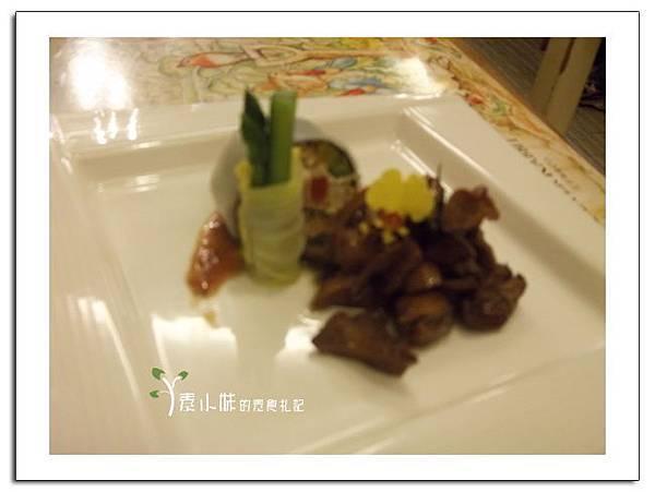 前菜 聖誕大餐 蘇菲的花園Sophie's Garden 台北素食蔬食食記.jpg