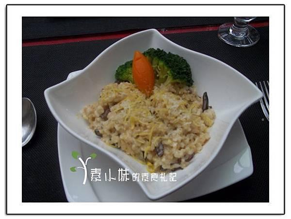 阿瑪菲蘑菇燉飯 BOM BOM歐式蔬食   台北素食蔬食食記.jpg