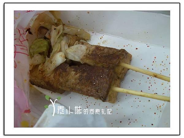 碳烤臭豆腐 饒合夜市 台北素食蔬食食記.3.jpg