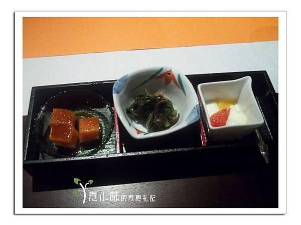 前菜 大岸養生蔬食日本料理 台中素食蔬食食記