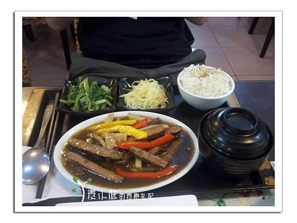 泡菜牛肉套餐 景饌蔬食響宴 (景饌人文素食館 )  台中素食蔬食食記