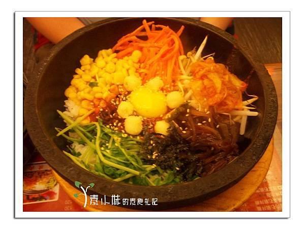 蓮子石鍋拌飯 石全石美  台中素食蔬食食記