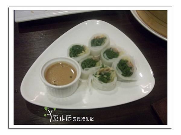 白玉山蕨卷 棗子樹 高雄素食蔬食食記