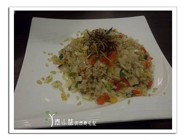 炒飯 棗子樹 高雄素食蔬食食記