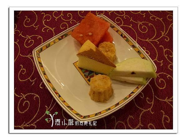 自由取用的甜點水果 全省素食 高雄素食蔬食食記